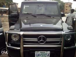 Super clean Mercedes Benz G-wagon for sale