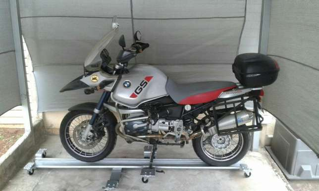 BMW 1150 GSA 47244KM With ABS Heated grips and more. BMW GS A. .1150 Durban - image 1