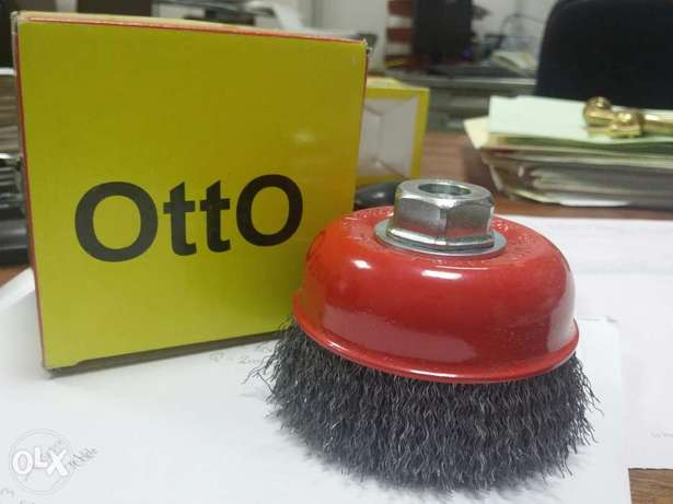 Cup Brush OTTO 4IN