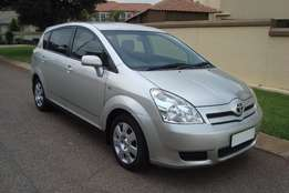 Toyota Verso 1.6 7 Seater 2007