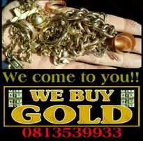 Need cash? Get cash for your gold jewellery