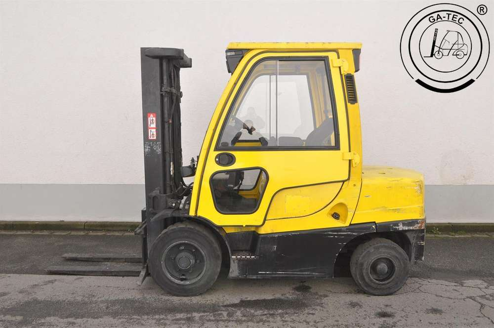Hyster H3.5FT - 2007 - image 2