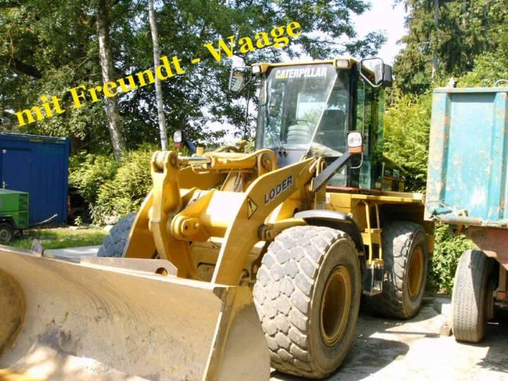 Caterpillar Cat 928 G + Freundt Waage - 2000