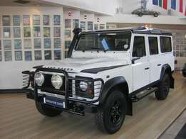 2012 Land Rover Defender 110 TD station wagon S