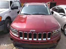 Clean 2014 Jeep Compass (USA Used)