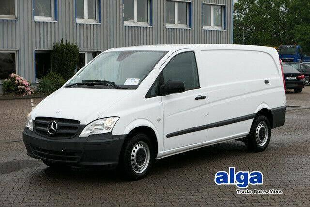 Mercedes-Benz 113 CDI Vito, Klima, Parktronic, 3 Sitze! - 2013