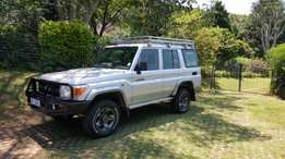 '07 Toyota Land Cruiser 4.2 LX for sale