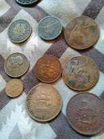 variety coins and collectables