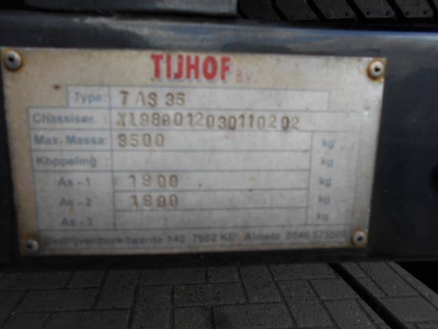 Tijhof TAS35 tyhof autotransporter 545 x 220 - 2003 - image 11