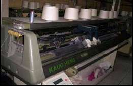 Knitting machines wanted any condition and any types