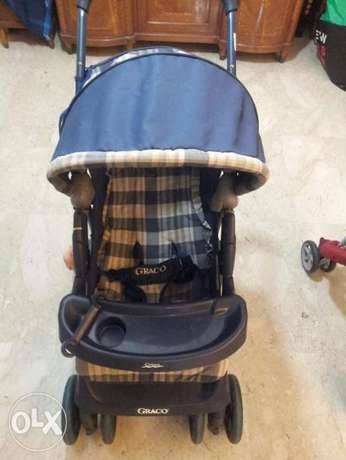 CRACO foldable stroller Made in USA