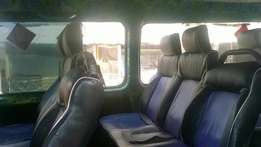 Matatu for sale with all papers available