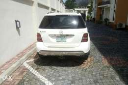 Mercedes-Benz ML500 Locally Used 2007Model For Sale