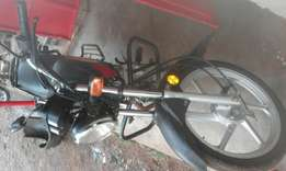 Honda ace125 selling in good condition