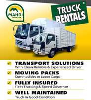 QUALITY TRANSPORT SOLUTIONS!! Fully Insured, clean and reliable!