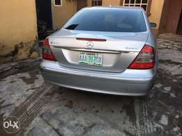 Super Clean very well maintained Nigerian used 2007 model Mercedes Ben