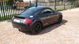 One owner urgen sale AudiTT
