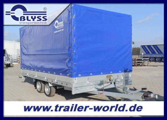 Blyss Multitrsnaporter Anhänger 402x212x200cm 2700kgGG