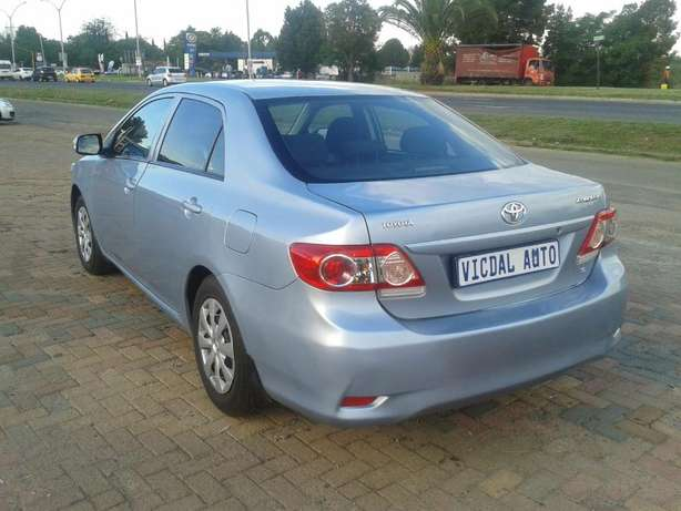 2012 Toyota Corolla 1.3Professional For Sale R115000 Is Available. Benoni - image 6
