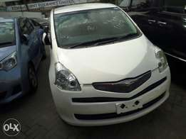 Toyota Ractis old shape new number fresh import HP accepted