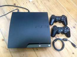 Ps3 machine 10 games chipped