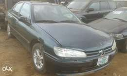 Peugeot 406 first body first paint