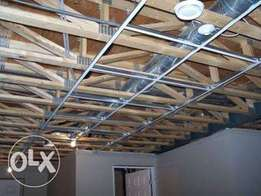 The Best Suspended ceiling Company in Nigeria