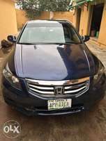 Registered Honda Accord, Leather With Navigation Screen