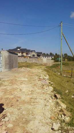Plot for sale kamiti corner with unfinished 4bdr bungalow Kamiti - image 3