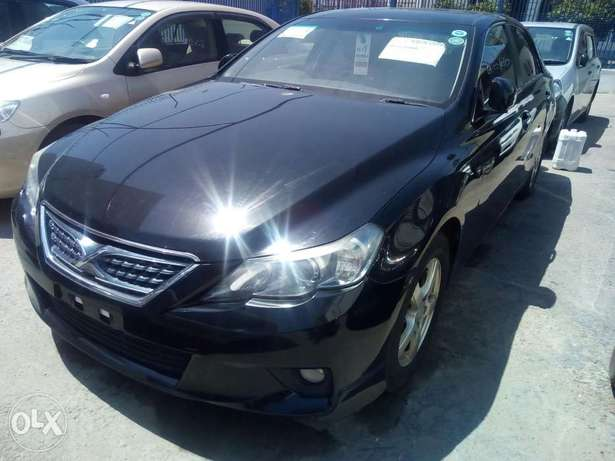 Toyota Mark X Arrived now KCN Number Mombasa Island - image 2