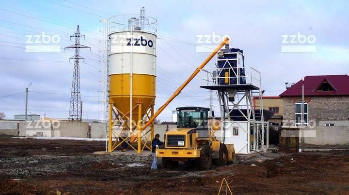 ZZBO Cement Silo Stsr-75 (75 Tons) Силос Цемента Сцр - 2019