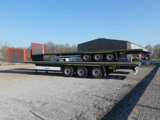 Krone SD - 13,62 m PLATEAU - 2014