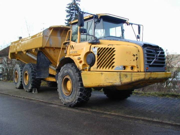 Volvo A30D - 2004