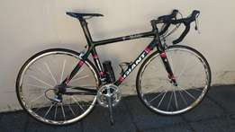 Giant full Carbon 10 speed Dura ace