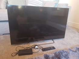 42inch Sony Bravia LED smart TV for sale
