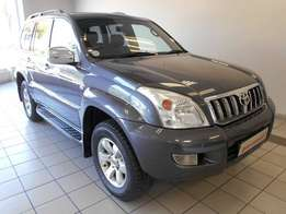 2006 Toyota Land Cruiser Prado VX 3.0 TDi AT