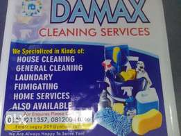 DaMax cleaning service