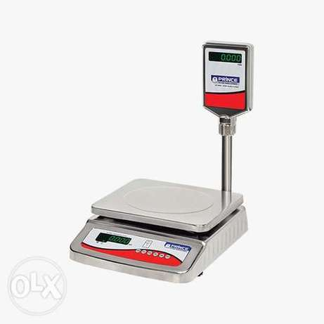 Weight scale butchery