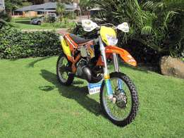 2014 KTM 300 XCW Enduro Bike