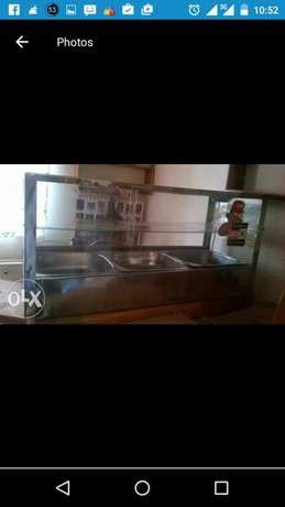 Electric chips warmer with regulated thermostat Kahawa sukari - image 3
