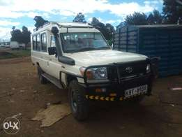 Land cruiser for hire