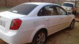 Chevrolet Optra in good condition