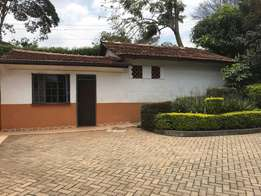 Hi all. I have a two bedroom extension in Loresho South.