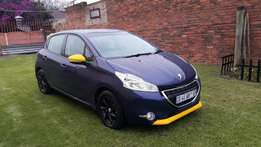2013 Peugeot 208 1.2L Active, Manual, Price Negotiable