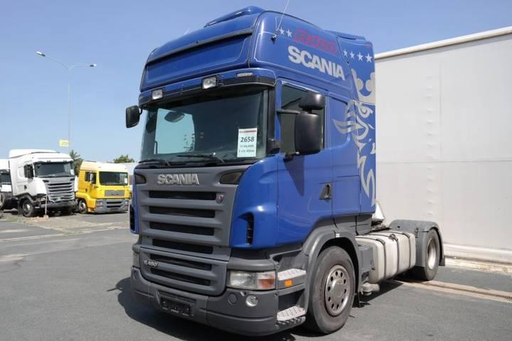 Scania R480 LA 4x2 EURO 4 - 2008