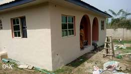 3bedroom Flat at Okefia new House #200k
