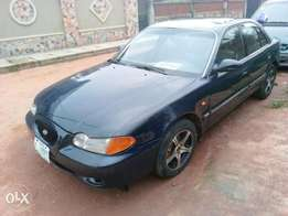 Working perfect 1st body 2000 Hyundai sonata