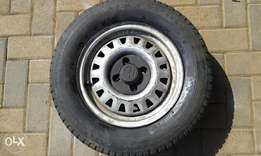 "13"" VW Golf 1 steelies w/ tires to swop for an iPhone"