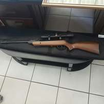 Air Rifle Gamo and Scope