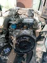 Engine 4.3 local and gearbox